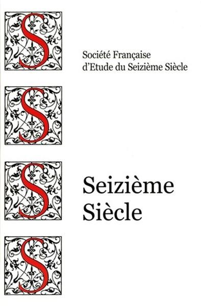 Seizième siècle (18), 2021