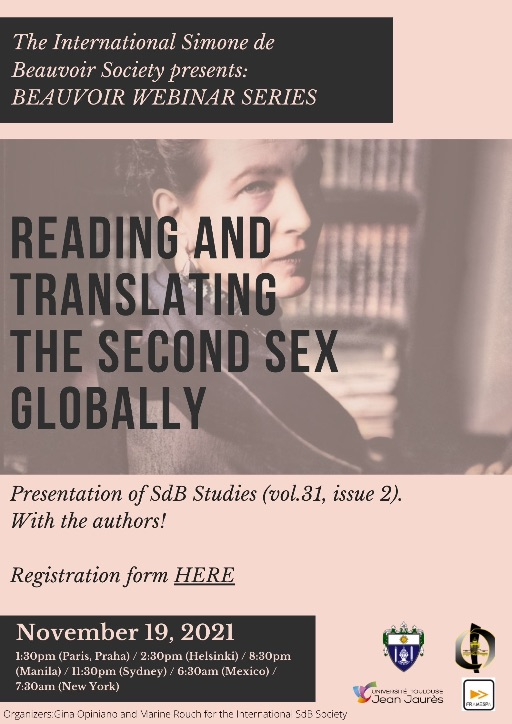 Reading and Translating The Second Sex Globally