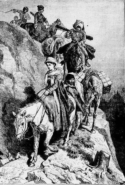 Quand les femmes arpentent les colonies : regards et écritures (revue L'Astrolabe)