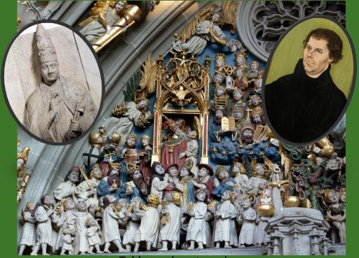 L'Église & les Églises au Moyen Âge et pendant la première Modernité (table ronde)