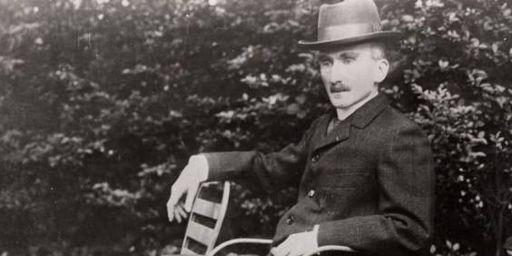Prix Nobel de littérature à Henri Bergson