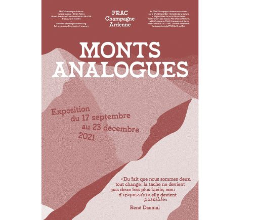 Les Monts Analogue de René Daumal