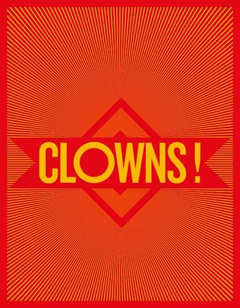 Pascal Jacob,Clowns ! (photographies de Christophe Raynaud de Lage)