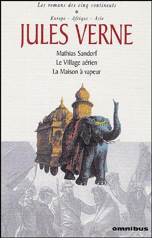 J. Verne, Les Romans des 5 continents (éd. du centenaire).