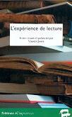 L'expérience de lecture