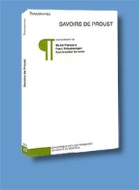 Savoirs de Proust, Michel Pierssens , Franc Schuerewegen et Ana González Salvador(dir.)