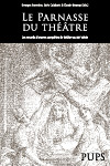 Le Parnasse du théâtre. Les recueils d'œuvres complètes de théâtre au XVIIe.