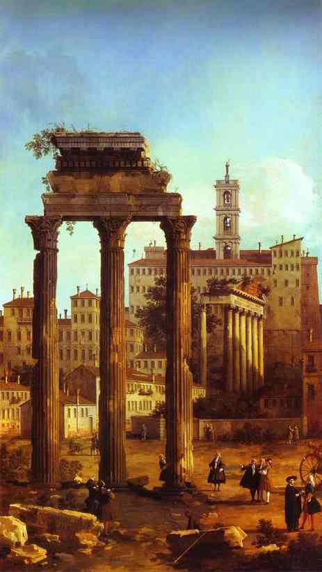Roma aeterna : voir, dire et penser Rome