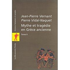 Autour des oeuvres de Vernant et Vidal-Naquet