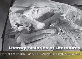 Histoires littéraires de la littérature