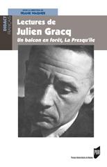 Lectures de J. Gracq, F. Wagner (éd.)