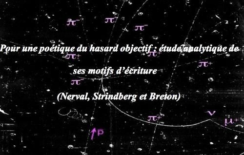 M. Abolgassemi, Pour une poétique du hasard objectif.