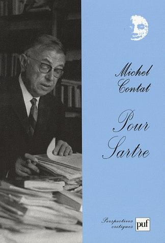 M. Contat, Pour Sartre