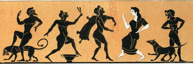 Semaine Grecque à l'ENS de Paris : le monde d'Oedipe de Delphes à Athènes.