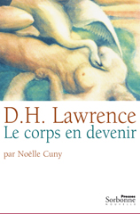 N. Cuny, D.H. Lawrence. Le corps en devenir