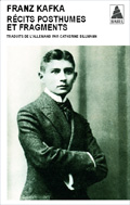 Kafka, Récits posthumes