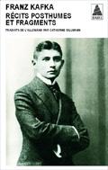 De K. à Kafka