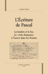 L. Susini, L'Ecriture de Pascal