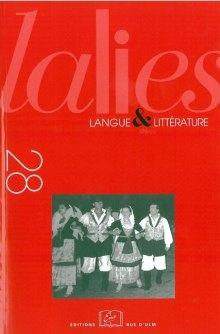 Lalies n°28, dossier