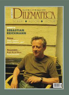 Dilemateca, revue littéraire en langue roumaine (article sur l'histoire de Fabula)