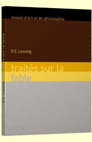 Lessing, Traités sur la fable