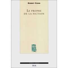 D. Cohn, Le Propre de la fiction.