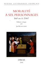 Moralité à six personnages