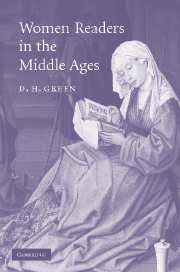 D.H. Green, Women Readers in the Middle Ages