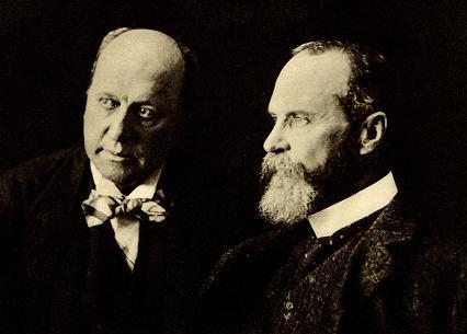 William & Henri James: lecture croisée