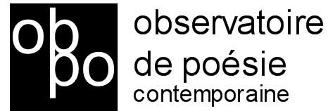 L'Observatoire de poésie contemporaine reçoit M. Deguy.