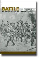 K. Yellin, Battle Exhortation: The Rhetoric of Combat Leadership