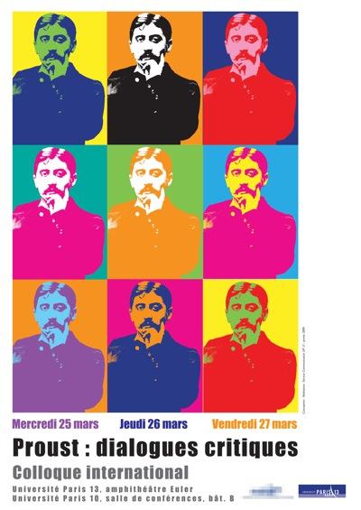 Proust : dialogues critiques