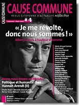Cause commune, hiver 2008: dossier Albert Camus
