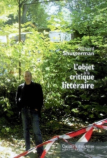 R. Shusterman, L'Objet de la critique littéraire