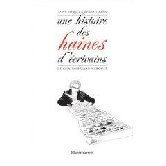 A. Boquel, E. Kern, Une histoire des haines d'écrivains