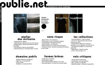 Publie.net : la littérature contemporaine, sur abonnement