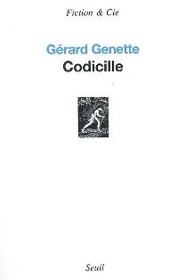 G. Genette, Codicille