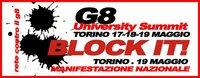 Contre l'insoutenable G8 de l'université (Turin 17 -19 mai 2009)