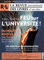 L'heure du bilan? Retours sur le mouvement universitaire français à la fin du printemps 2009 (<em>Fédérer</em>, <em>Vacarme</em>,<em> Revue Internationale des Livres &amp; des Idées </em>etc.)