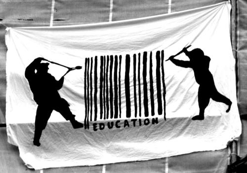 Manifestations pour la gratuité de l'éducation (du 16 au 19 Juin 2009 en Allemagne)