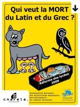 Descoings veut-il la mort du latin et du grec ? (Cnarela juin 2009)