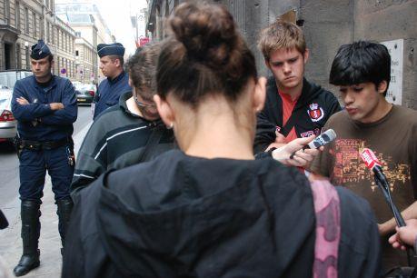 Tristan reprend la lutte des classes (<em>Libération</em>, 02/09/09)