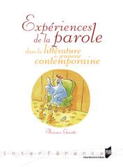 F. Gaiotti, Expériences de la parole dans la littérature de jeunesse contemporaine