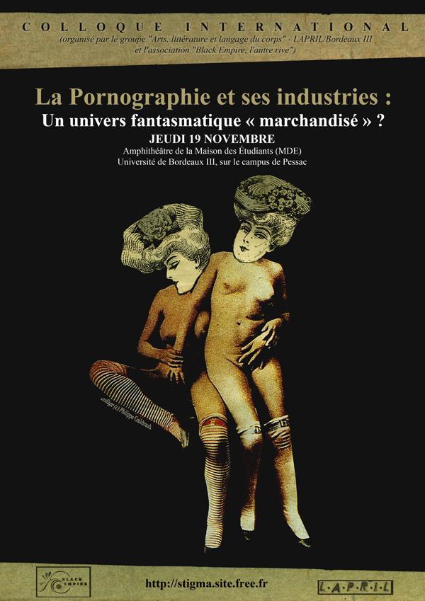 Informations sur la pornographie