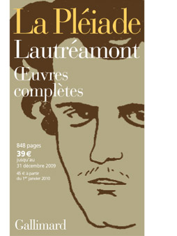 Lautréamont, Oeuvres complètes (Pléiade)