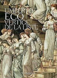 U. Eco, Vertige de la liste