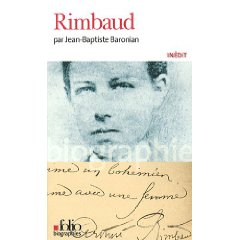 J.-B. Baronian, Rimbaud