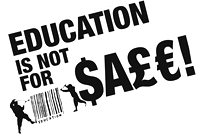 <em>Education is not for sale</em> - <em>Bildungsstreik</em> (màj 02/05/10)