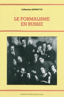 C. Depretto, Le Formalisme en Russie