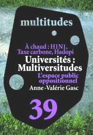 Multiversitudes